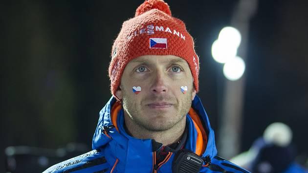 Sportovní ředitel a trenér biatlonistů Ondřej Rybář.