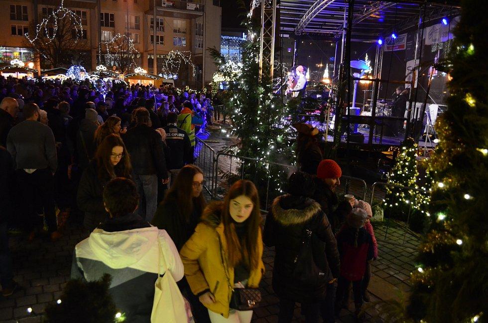 Vánoční trhy, ilustrační foto.