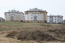 V sídlišti Klafar ve Žďáře nad Sázavou je osm nových parcel pro výstavbu rodinných domků.