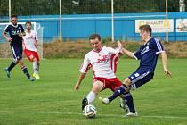 Fotbalisté Bystřice znovu zvítězili nad Vrchovinou.