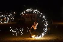 V Šiklově mlýně na sobotu chystají velkou ohňovou show.