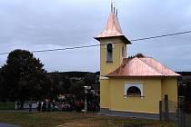 Oslavy začnou mší svatou v kapli svatého Cyrila a Metoděje.
