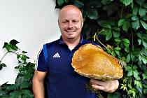 Leoš Škorpík z Radešínské Svratky je úspěšným houbařem.