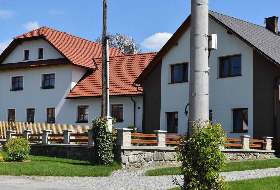 Nová Ves u Nového Města na Moravě se nachází na Žďársku.