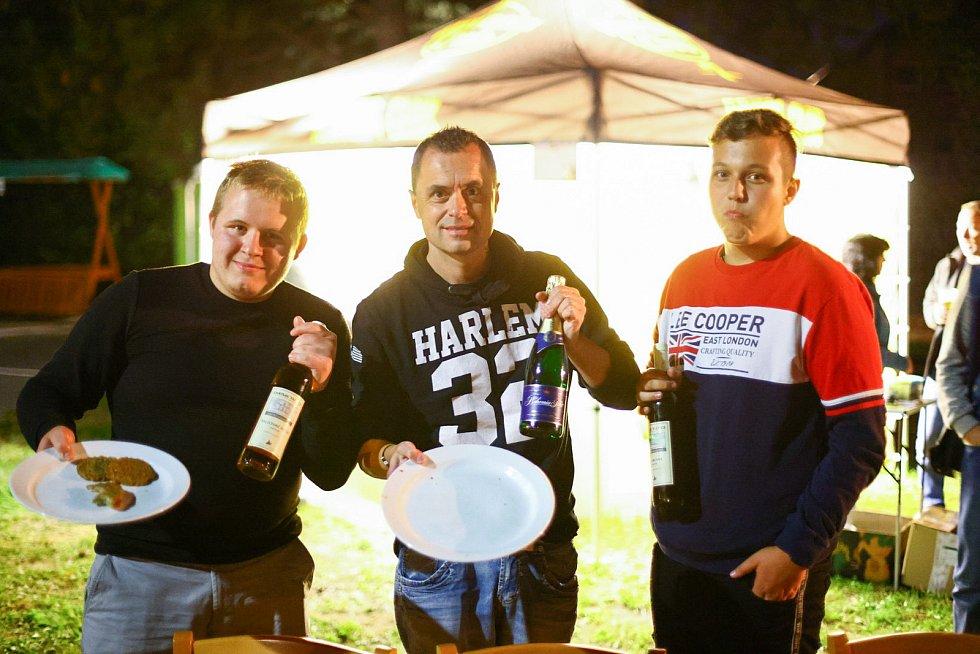 Jaroslav Němec vytvořil v Bíteši nový rekord.