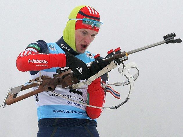 Rus Maxim Cvetkov potvrdil, že ve Vysočina areně se mu daří.