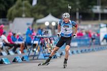 Mistrovství světa v letním biatlonu se do Nového Města na Moravě vrací po třech letech.