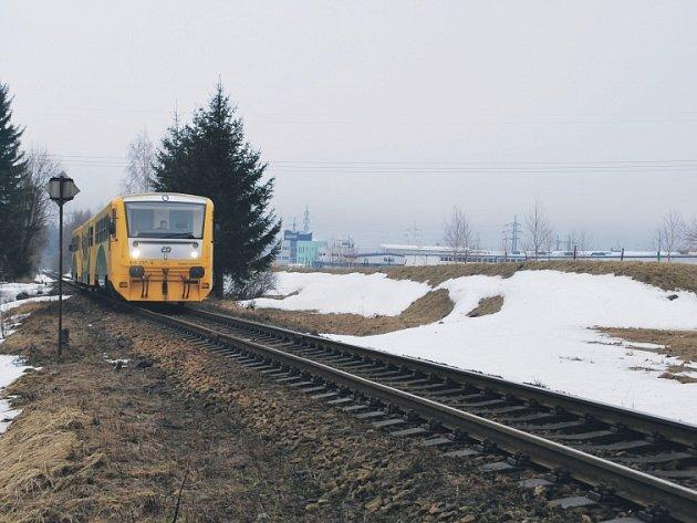 U žďárské průmyslové zóny a chatové oblasti Krejdy bude letos zahájena výstavba železniční zastávky.