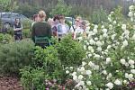 Víkend otevřených zahrad si užili děti i jejich rodiče.