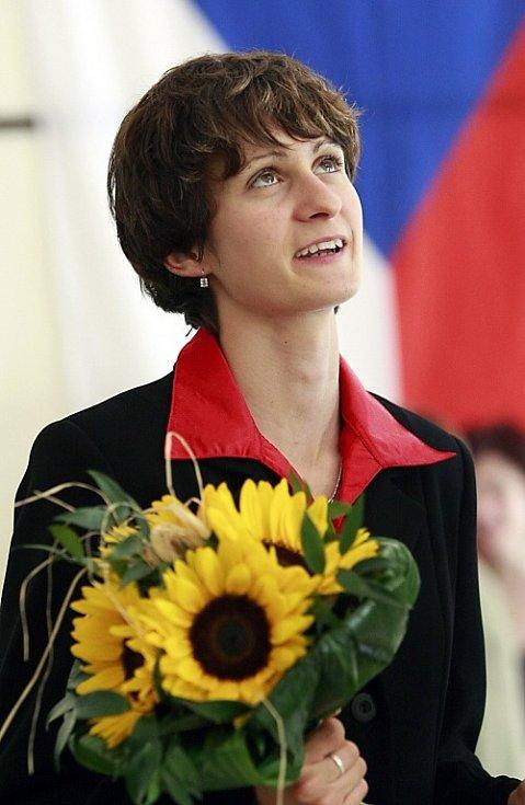 Martina Sáblíková odmaturovala na Gymnáziu Vincence Makovského v Novém Městě na Moravě.