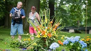 Zámecké zahrady Kinských ve Žďáře lákají k návštěvě