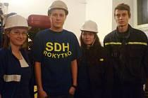 Studenti vypracovali projekt; když s ním uspějí, získají pro hasiče bezmála šest milionů korun.
