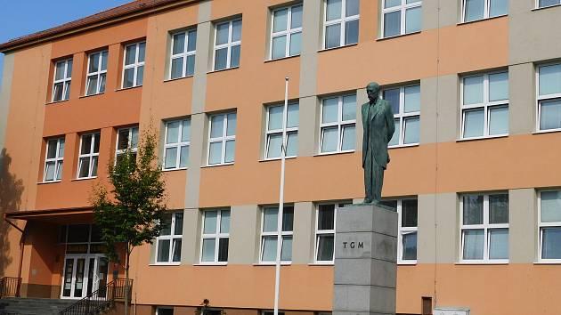 Jednou ze škol, která prošla rekonstrukcí, je i ZŠ T.G. Masaryka v Bystřici nad Pernštejnem.