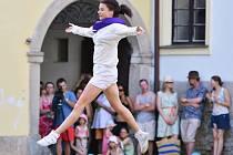 Žďár nad Sázavou od 3. do 5. července hostí už třetí ročník Mezinárodního festivalu současného tance a pohybového divadla KoresponDance.