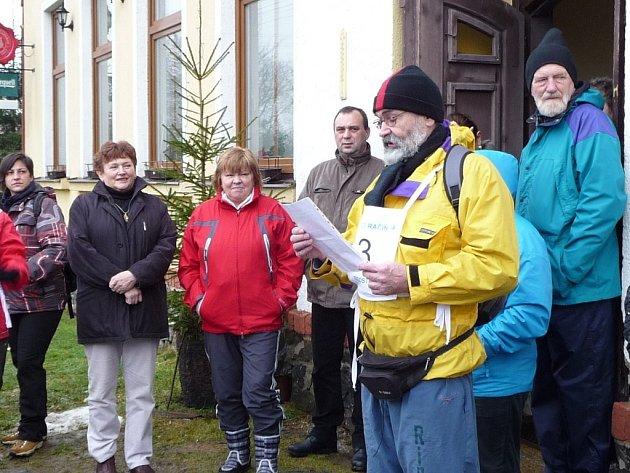 Na Expedici Račín 84 vyrazili v sobotu z Radostína už podevětadvacáté.