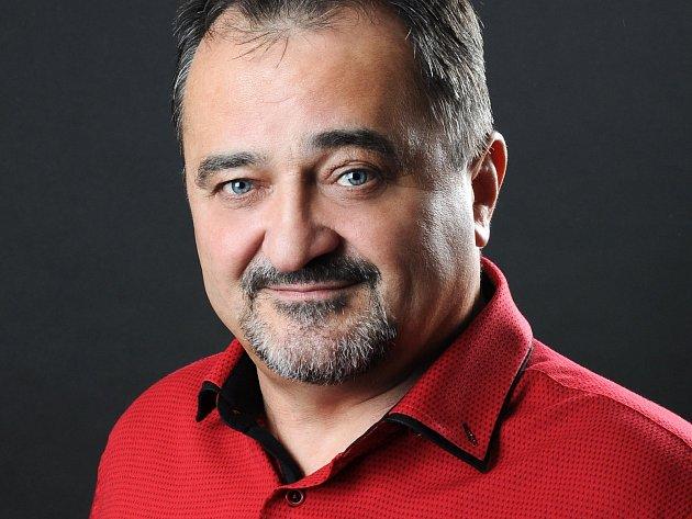 Dosavadní starosta Svratky František Mládek.
