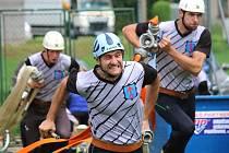 Skončil dvanáctý ročník Žďárské ligy požárních útoků. Ve dvanácti kolech startovalo šestačtyřicet sborů.