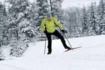 S Vysočinou je v zimě spojeno lyžování, a to jak sjezdové, tak běžecké. Centrem běžkařů je tradičně Nové Město na Moravě s Vysočina Arenou, v jeho blízkosti je navíc udržováno na sto kilometrů běžeckých tras, jež navazují na stopy na Žďársku a Bystřicku.