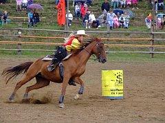 Sobota v Šiklově Mlýně patřila koním.