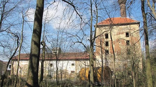 Sklepení v bývalém panském pivovaru (na snímku) v Želetavě na Třebíčsku bylo v prvním čtvrtletí letošního roku prohlášeno za kulturní památku.