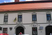 Městské muzeum v Bystřici nad Pernštejnem.