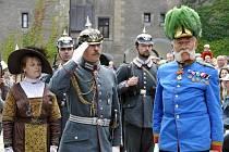 O víkendu se ve Velkém Meziříčí uskuteční historické slavnosti, které připomenou 105. výročí císařských manévrů ve městě.