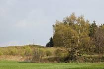 TŘI KŘÍŽE. Pro obyvatele Nového Města na Moravě se kopec Kalvárie se třemi kříži stala častým cílem při víkendových procházkách.