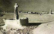 Cyril Musil si ve Studnicích zřídil lyžařský penzion.