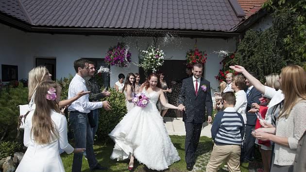 Nové Město má letos více oddávajících, svatby se konají i v přírodě