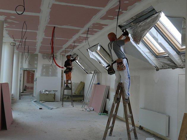 Umělecká škola se přestěhuje do nového. Bude mít komorní multifunkční sál