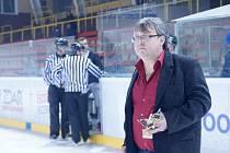 Karel Daniel (na snímku) před začátkem 20. ročníku VHL nejvíce věří hokejistům Vatína.