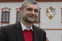 Místostarosta Žďáru Ladislav Bárta.