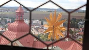 Kostel na Zelené hoře je po rekonstrukci.