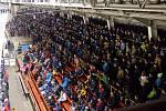 Žďár podlehl na Bouchalkách Havlíčkovu Brodu 2:5. Derby Vysočiny si nenechalo ujít 2253 diváků. Nejvyšší návštěva po 15 letech.