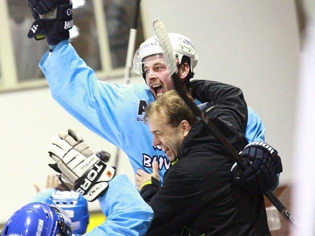 Světnovští se radují. Poprvé vyhráli VHL.