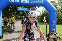 Paralympionik Jiří Ježek je patronem projektu Birell jízda, která se v pátek přesune do Žďáru nad Sázavou a v sobotu k rybníku Velké Dářko u Škrdlovic.