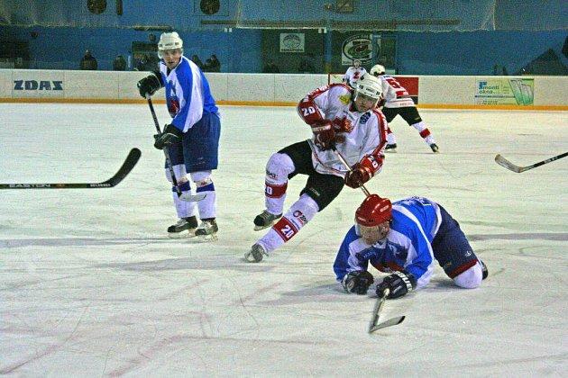 Žďár dokázal porazit Nové Město nad Metují a postupuje do třetí nejvyšší soutěže.