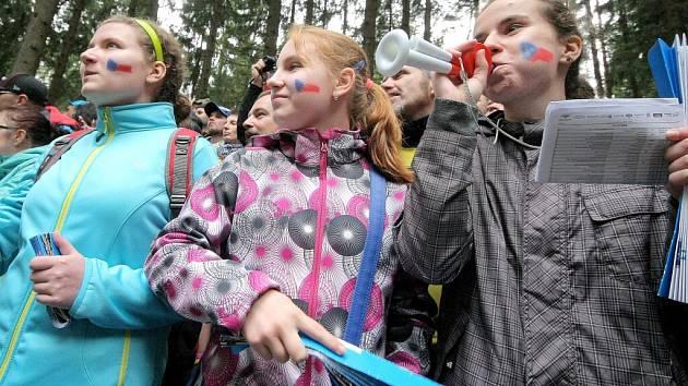 Světovému poháru bikerů v Novém Městě přihlíželo přes 14 tisíc fanoušků. Největší nápor diváků čekají pořadatelé sportovních akcí ve Vysočina aréně příští rok.