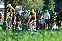 Cyklisté projedou Žďárskými vrchy už popáté.