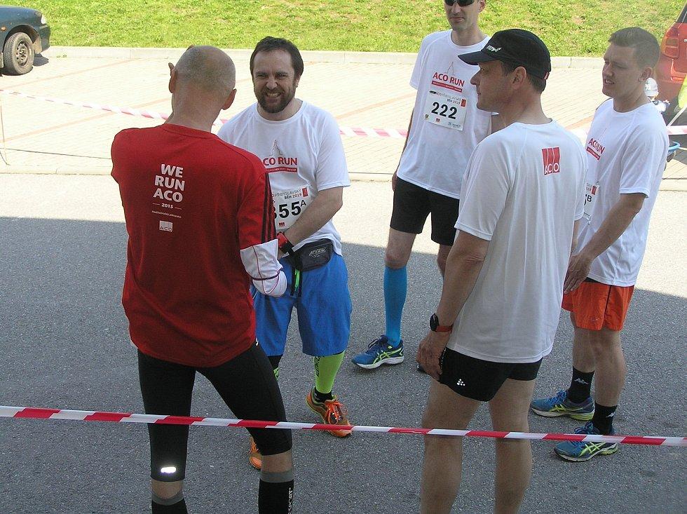 S přibyslavským půlmaratonem se příznivci sportu rozloučí i letos, ale pouť je pořád v plánu. Foto:Deník/Štěpánka Saadouni