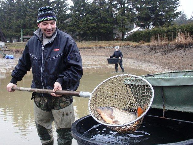 Velikonoční rybolov