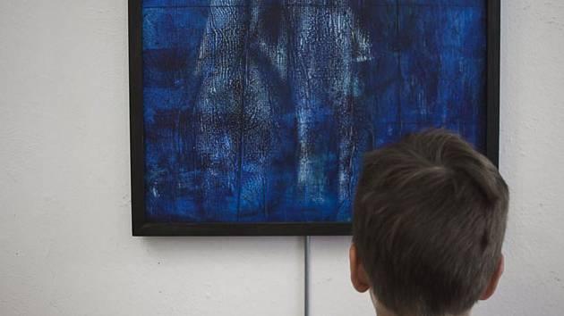 Výstava Pavla Hlaváče v Galerii Staré radnice ve Žďáru nad Sázavou.
