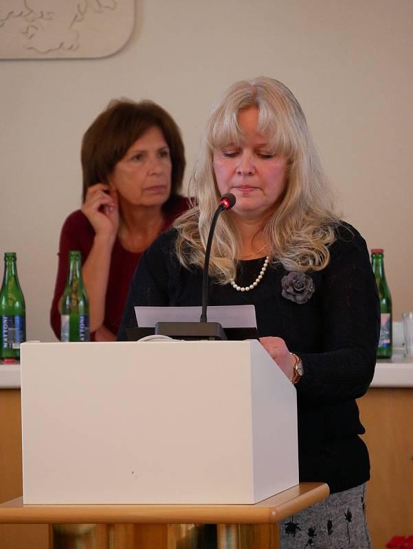 Romana Bělohlávková (KDU-ČSL).