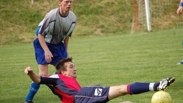 Fotbalisté Speřic podali proti první Světlé velmi dobrý výkon, ale na bodový zisk to nakonec nestačilo.