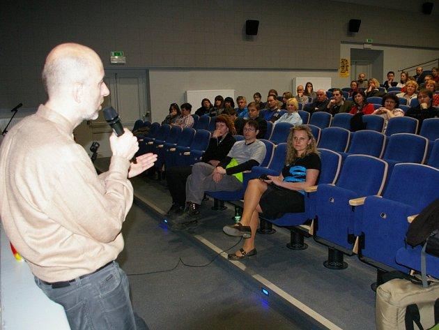 Festival nabídl i diskuse s tvůrci filmů