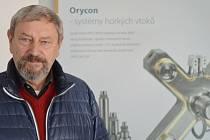 Bohumil Cempírek, jednatel firmy Cecho