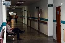 V poliklinice ve Žďáře nad Sázavou byl pro snadnější orientaci pacientů po budově instalován nový navigační systém. Barevnými pruhy jsou rozlišena jednotlivá patra zařízení.