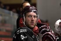 O svých výjimečných střeleckých schopnostech už hokejový útočník Petr Štěpánek několikrát přesvědčil.