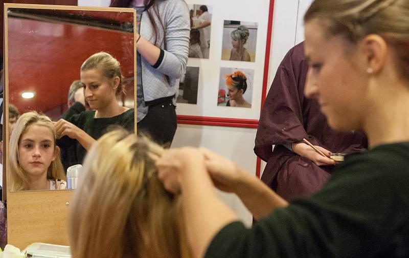 Na Festivalu vzdělání ve Žďáře nad Sázavou, se představily školy z celé republiky.