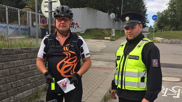 Policisté připravují na nadcházející podzimní období celou řadu dopravně bezpečnostních akcí.